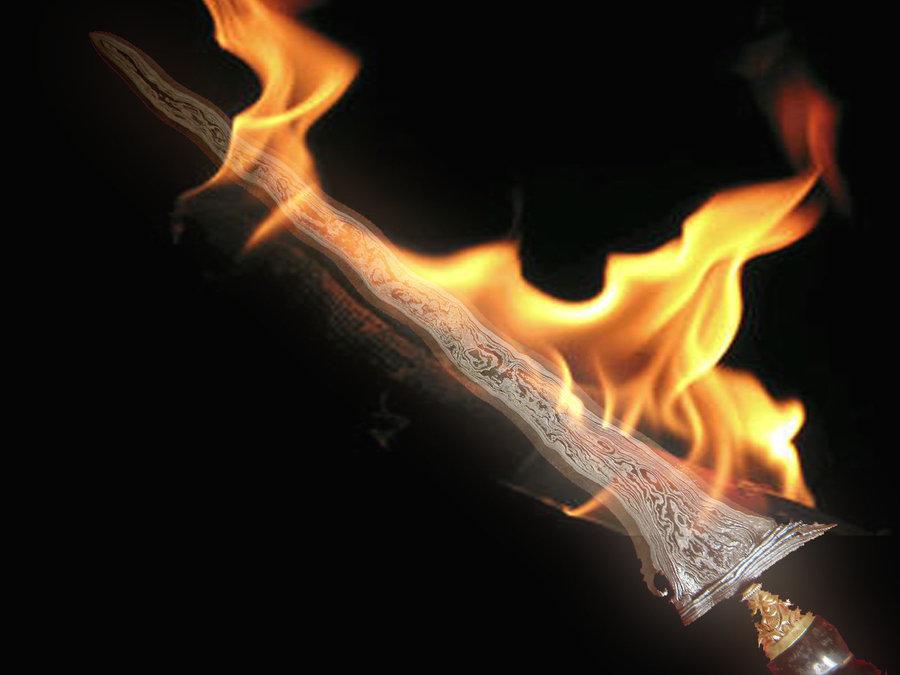106. %22Geni Dadi Sucining Jagad, Dewa Sang Hyang Girinata Dadi Raja, Gagamaning Naga Kinarya Dewa%22 = Api menjadikan kesucian dunia, peradaban muncul dari panutan~guru jadi raja, senjata~andalan yang dipegang digunakan para de